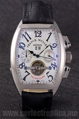 Franck Muller Casablanca Perfect gift Automatic 49*42MM Replica Watches 80100