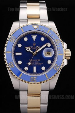Rolex Submariner 75% Off Men's Sapphire Crystal Replica Watches R21