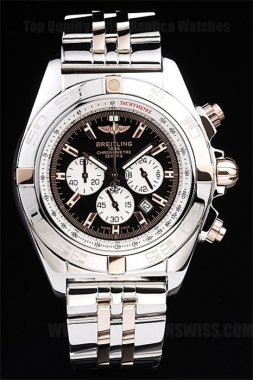 Breitling Chronomat Top Quality Men's Quartz Replica Watches Br3504