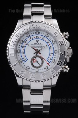 Rolex Yachtmaster II Greatest Men's Sapphire Crystal Replica Watches R92