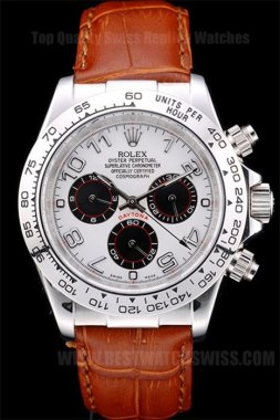 Rolex Daytona Quality Men's Sapphire crystal Replica Watches R69
