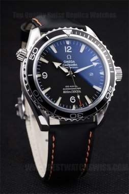 Omega Seamaster Best Choice Men's Stainless Steel Replica Watches Om4458