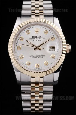 Rolex Datejust Discount Price Men's Sapphire Crystal Replica Watches R4690