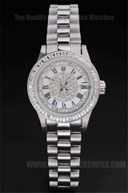 Rolex Datejust Top Seller Ladies' Automatic Replica Watches R4781