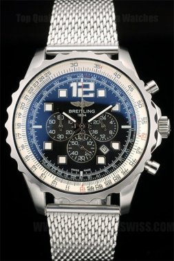 Breitling Navitimer Professional Men's Sapphire Crystal Replica Watches Br3472