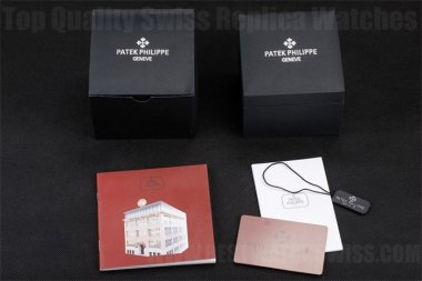 Patek Philippe Replica Watches Copy Box High 4637