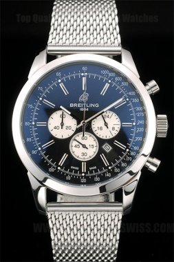 Breitling Navitimer Low Prices Men's Sapphire Crystal Replica Watches Br3593