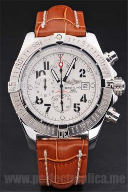 Breitling Avenger low prices Stainless Steel 53*46MM Replica Watches 3498