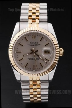 Rolex Datejust 90% Off Men's Automatic Replica Watches R4687