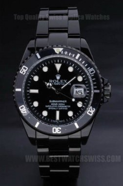 Rolex Submariner Best Choice Men's Sapphire Crystal Replica Watches R112