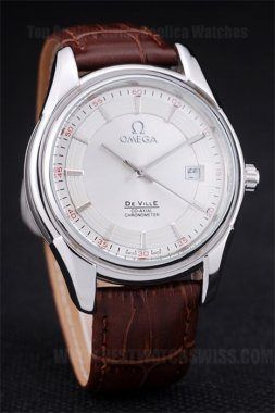 Omega Deville Cheap Men's Automatic Replica Watches Om4387