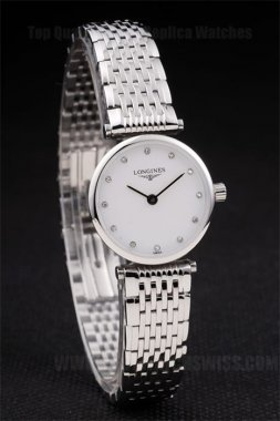 Longines Best Value Ladies' Quartz Replica Watches Lo4180