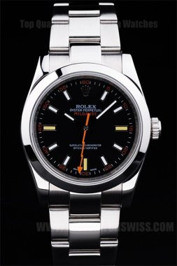 Rolex Milgaus Greatest Men's Automatic Replica Watches R4911