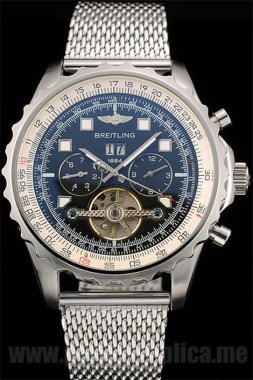 Breitling Navitimer The Hottest Stainless Steel 56*49MM Replica Watches 3473