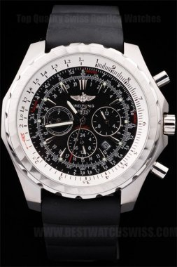 Breitling Bentley Top Quality Men's Stainless Steel Replica Watches Br3582