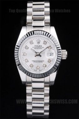 Rolex Datejust 60% Off Ladies' Automatic Replica Watches R4680