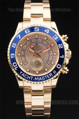 Rolex Yachtmaster II 2019 Men's Automatic Replica Watches R243