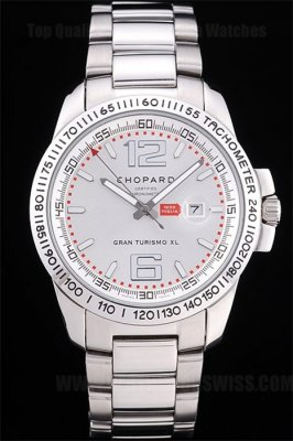 Chopard Cheap Price Men's Stainless Steel Replica Watches Ch3889