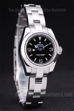 Rolex Explorer AAA+ Ladies' stainless steel Replica Watches R157
