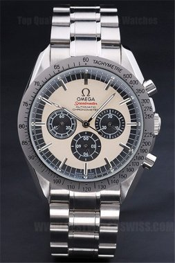 Omega Speedmaster 75% Off Men's Automatic Replica Watches Om4509