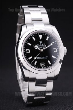 Rolex Explorer Top Quality Men's stainless steel Replica Watches R156