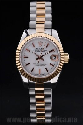 Rolex Datejust The Newest 18k yellow gold 34*26MM Replica Watches 4733