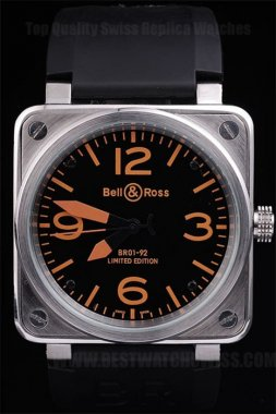 Bell & Ross Carbon Hot Sale Men's Automatic Replica Watches Be3454