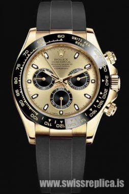 Rolex Cosmograph Daytona Automatic Yellow Gold Paul Newman Dial M116518LN-0048