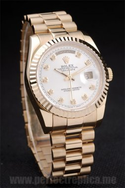 Rolex Daydate High Technology Sapphire Crystal 44*36MM Replica Watches 4802