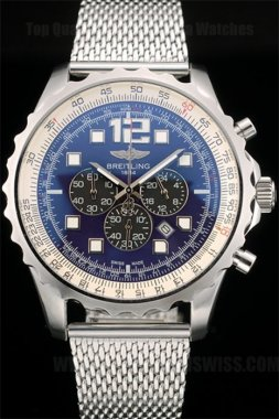 Breitling Navitimer Cheapest Men's Sapphire Crystal Replica Watches Br3474