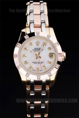 Rolex Datejust Top Seller Ladies' Automatic Replica Watches R4780