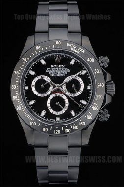 Rolex Daytona Top Quality Men's Sapphire Crystal Replica Watches R80247
