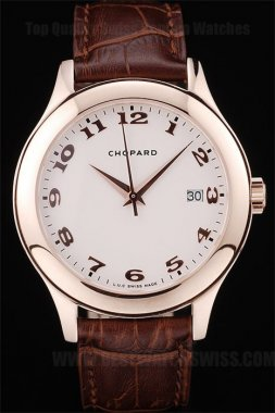 Chopard Best Value Men's Sapphire Crystal Replica Watches Ch3893