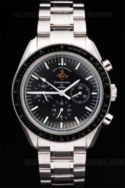 Omega Speedmaster 60% Off Men's Automatic Replica Watches Om4501