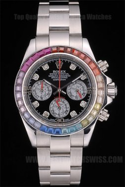Rolex Daytona 90% Off Men's Sapphire crystal Replica Watches R80250