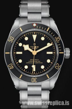 Tudor Black Bay Fifty-Eight Black Dial Stainless Steel Automatic M79030N-0001