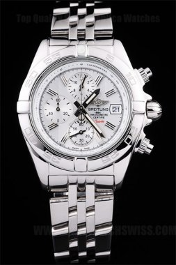 Breitling Certifie Discount Price Ladies' Stainless Steel Replica Watches Br3543