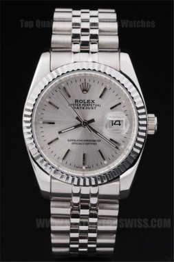 Rolex Datejust AAA+ Men's Stainless steel Replica Watches R4700