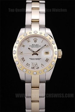 Rolex Datejust High Technology Ladies' Automatic Replica Watches R4669