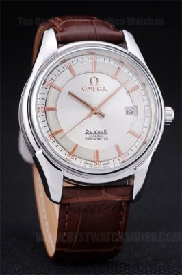 Omega Deville Hot Sale Men's Automatic Replica Watches Om4386