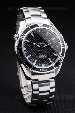Omega Seamaster 2019 Men's Sapphire Crystal Replica Watches Om4441