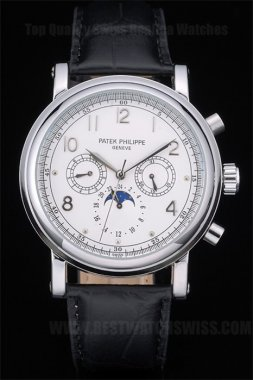 Patek Philippe Complicated High Technology Men's Automatic Replica Watches PP4611