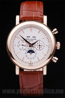 Patek Philippe Complicated Best Choice Automatic 50*41MM Replica Watches 4625