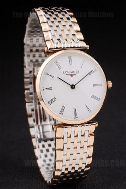 Longines Best Choice Men's Quartz Replica Watches Lo4182