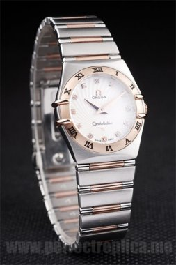 Omega Constellation Top Quality Battery 26*25MM Replica Watches 4478