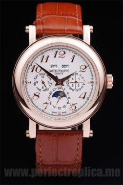 Patek Philippe Complicated High Quality Automatic 50*42MM Replica Watches 4621