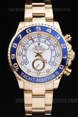Rolex Yachtmaster II Cheapest Men's Automatic Replica Watches R237