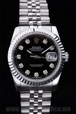 Rolex Datejust Best Value Stainless Steel 45*37MM Replica Watches 4760