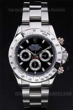 Rolex Daytona 90% Off Men's Sapphire crystal Replica Watches R56