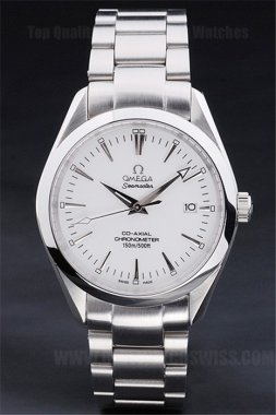 Omega Seamaster Cheap Men's Sapphire Crystal Replica Watches Om4454